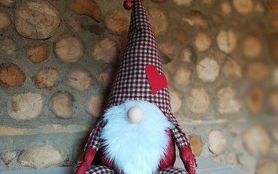 Karácsonyi manó varrás workshop